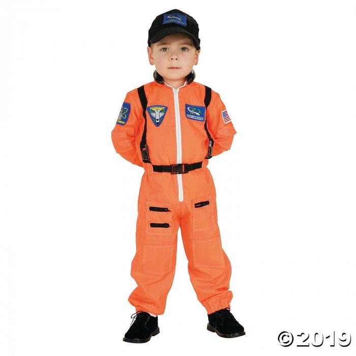 Kid's Astronaut Costume - Large (1 Set(s))