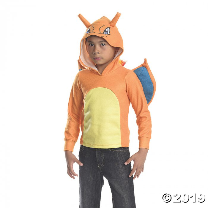 Kid's Pokémon® Charizard Hoodie - Small (1 Piece(s))