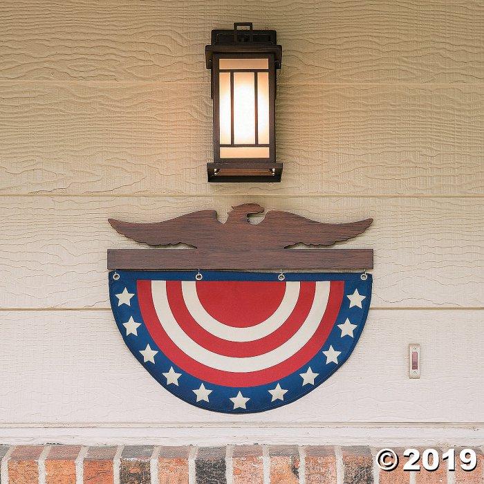 Patriotic Bunting Hanger (1 Piece(s))