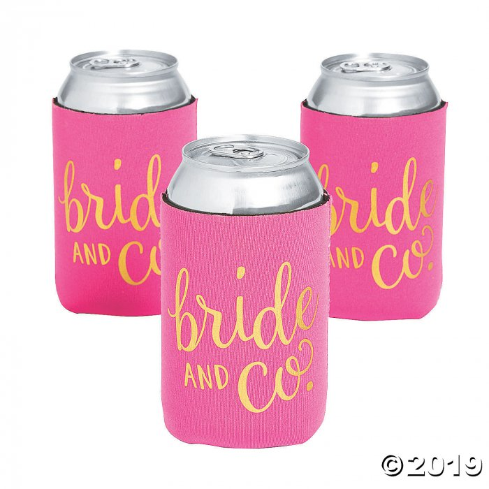 Premium Bachelorette Party Can Covers (Per Dozen)