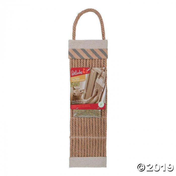 Petlink Rope Hanging Cat Scratcher- (1 Piece(s))