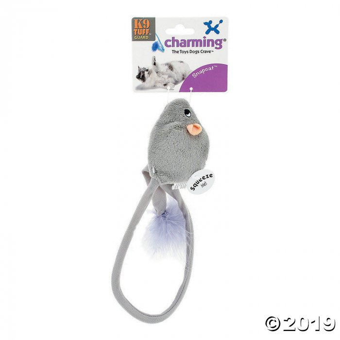 Charming Pet Snapcat-Gray Mouse (1 Piece(s))