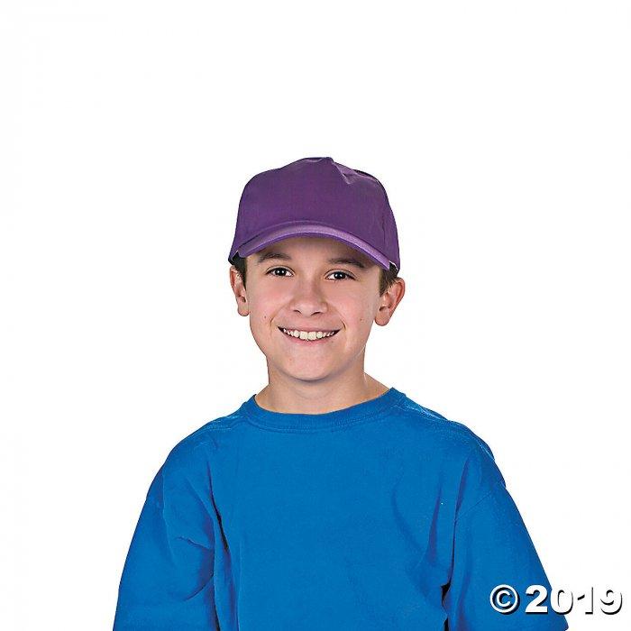 Bulk Bright Baseball Cap Assortment (50 Piece(s))