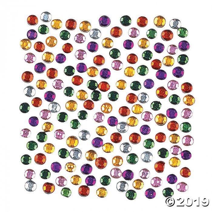 Mini Jewel Assortment (1000 Piece(s))