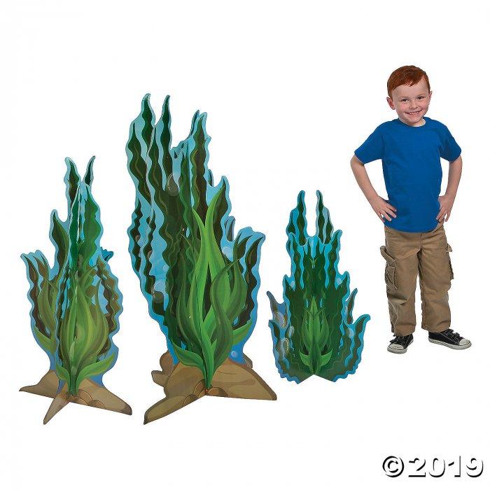 3D Seaweed Cardboard Stand-Ups (1 Set(s))