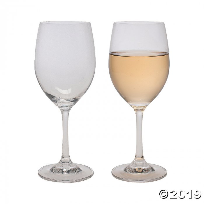 Glass Wine Glasses (1 Set(s))