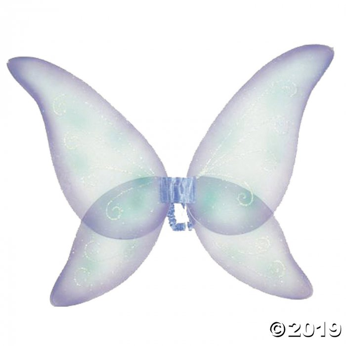 Blue & Green Fairy Wings (1 Piece(s))
