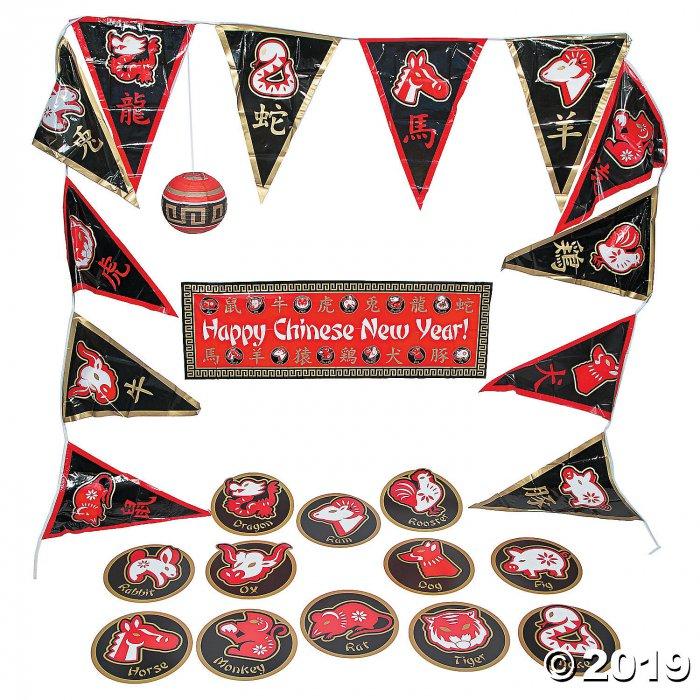 Chinese New Year Decorating Kit (1 Set(s))