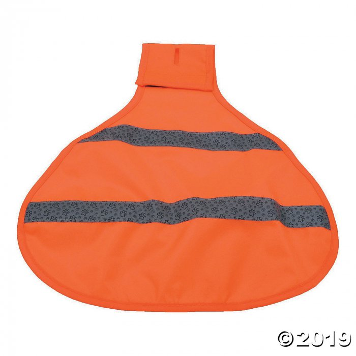 Coastal Reflective Safety Vest - Small, Neon Orange (1 Piece(s))