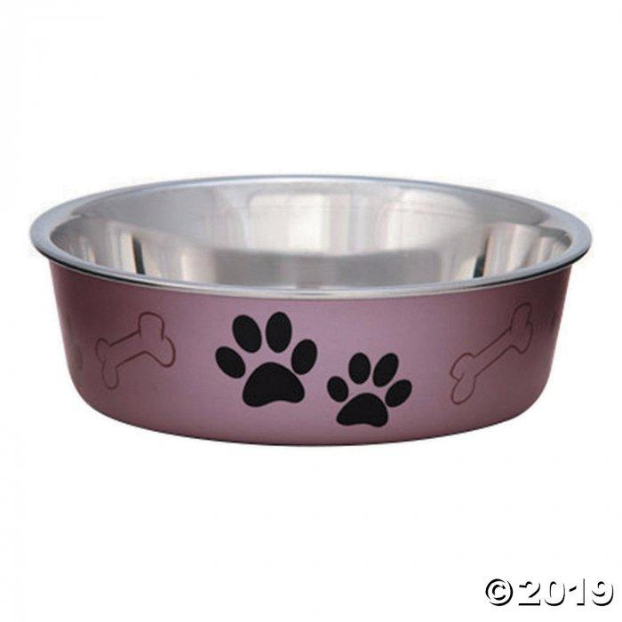 Bella Bowl Metallic - Large, Grape (1 Piece(s))