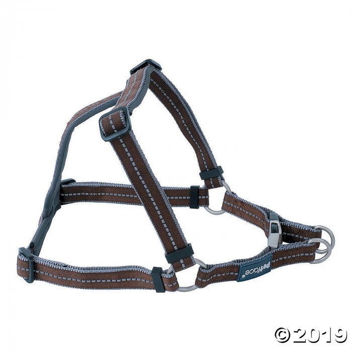 Petface Signature Padded Harness - Small, Brown (1 Piece(s))