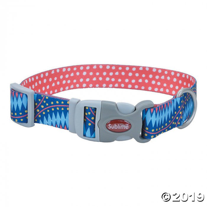 "Dog Collar-Blue Diamond Neck Size 8""-12 (1 Piece(s))"