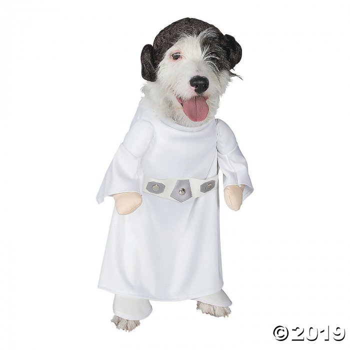 Star Wars™ Princess Leia Dog Costume - Small (1 Piece(s))