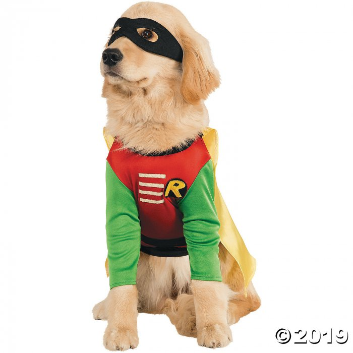 Robin Dog Costume - Small (1 Piece(s))