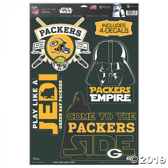 Green Bay Packers Party Decorations from static.ionizedllc.com