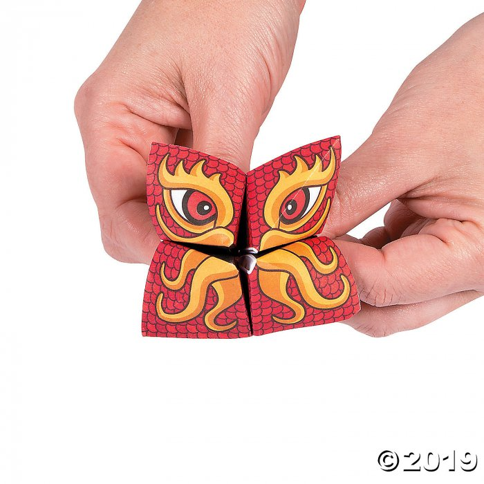 Chinese New Year Fortune Teller Games (48 Piece(s))