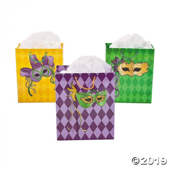 Medium Masquerade Gift Bags (Per Dozen)