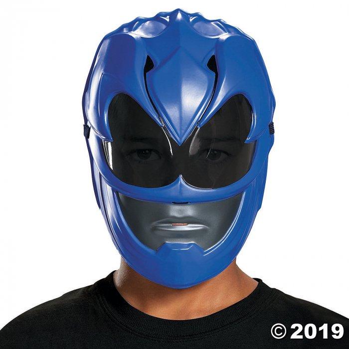 Kid's Blue Ranger Vacuum Mask (1 Piece(s))