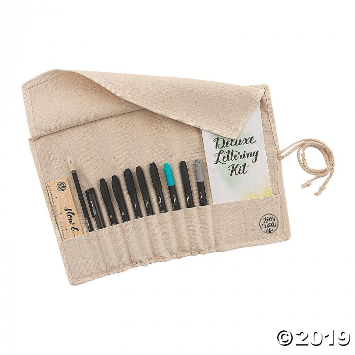 American Crafts™ Kelly Creates Deluxe Lettering Pen Kit (1 Set(s))