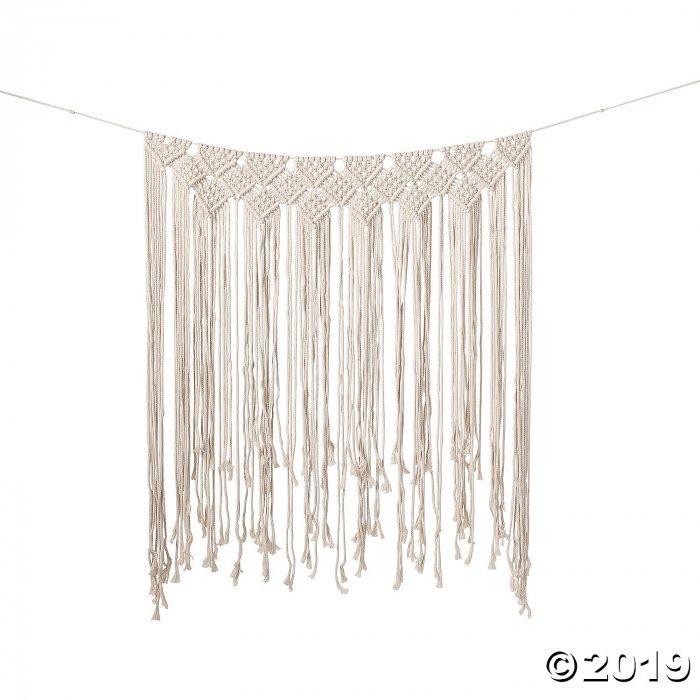 Macramé Wedding Backdrop Curtain (1 Piece(s))