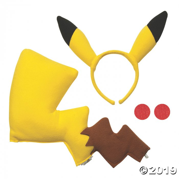 Pokemon Pikachu Costume Kit (1 Piece(s))