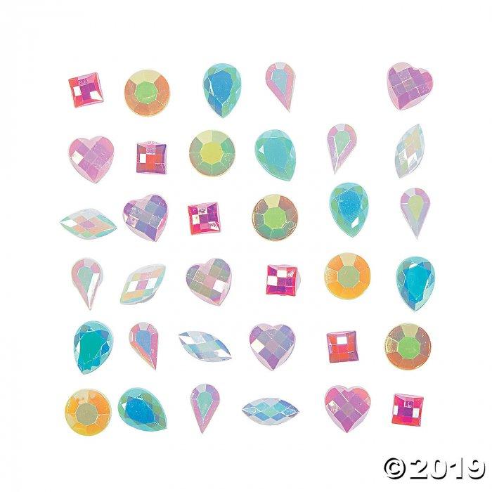 Pastel Princess Mix Jewels (200 Piece(s))