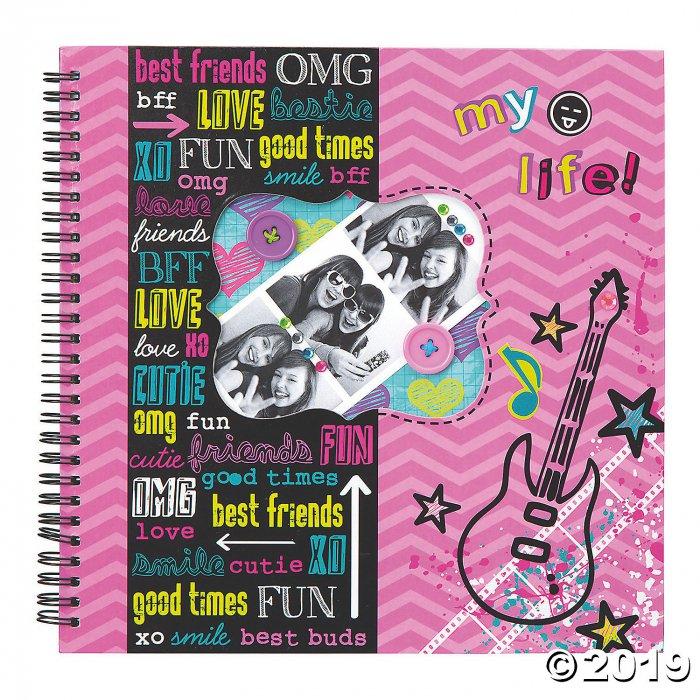 Scrapbook Kit-Friends 4ever (1 Set(s))