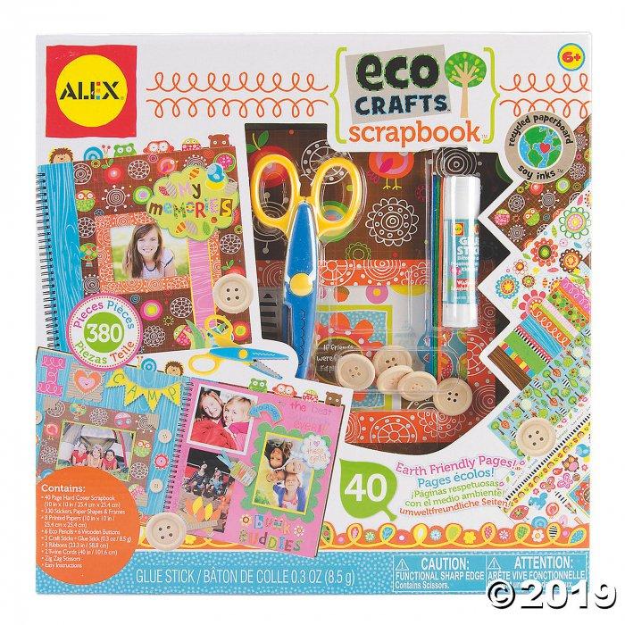 ALEX Toys Eco Crafts Scrapbook Kit (1 Set(s))