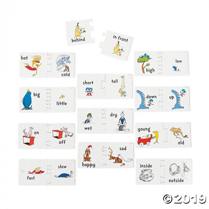 Dr. Seuss™ Opposites Puzzles (Per Dozen)