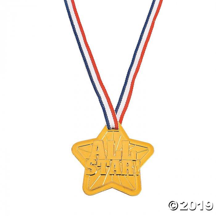 Star Award Medals (Per Dozen)
