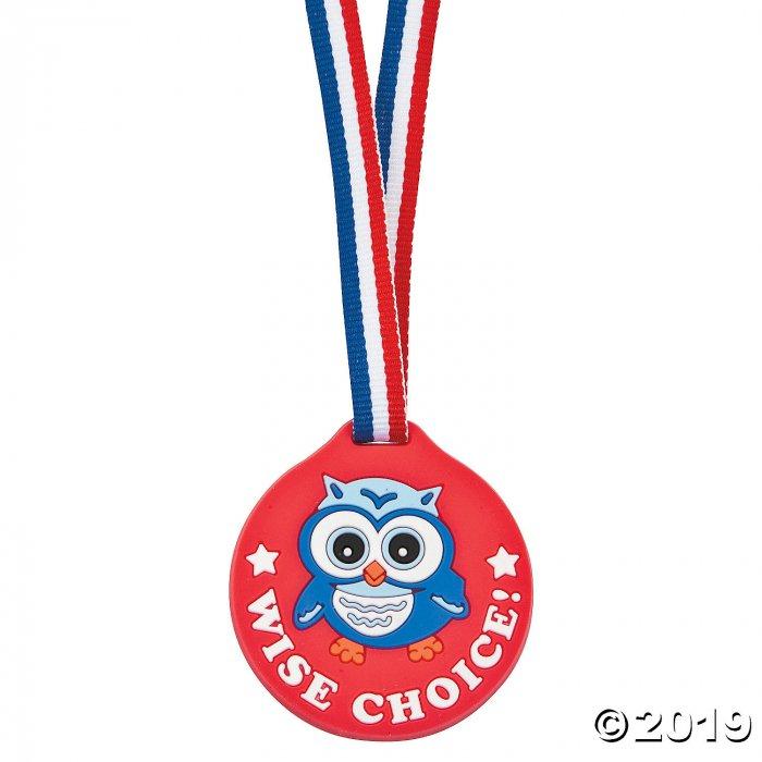 Owl Award Medals (Per Dozen)