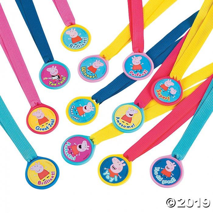 Peppa Pig™ Award Medals (Per Dozen)