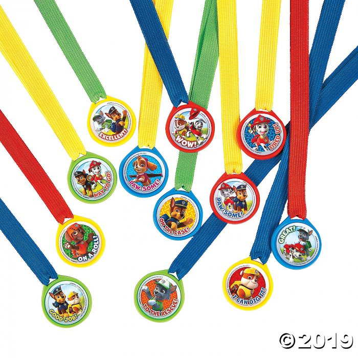 Paw Patrol™ Award Medals (Per Dozen)