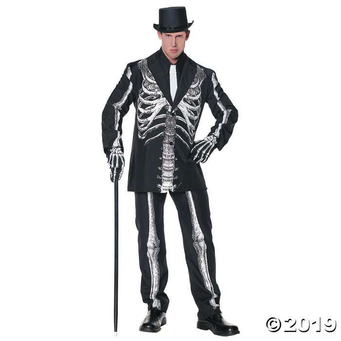Men's Bone Daddy Costume - Large (1 Set(s))
