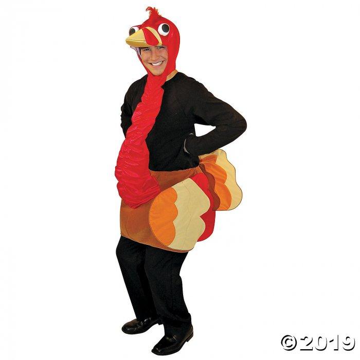 Men's Turkey Costume (1 Set(s))
