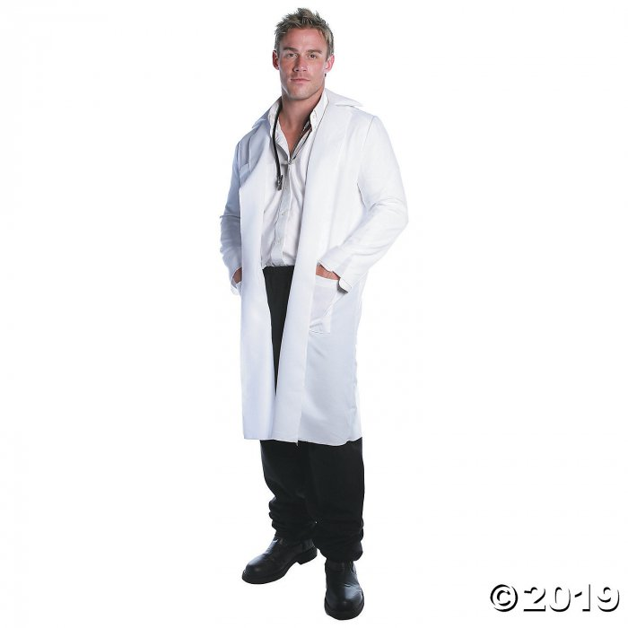 Men's Lab Coat Costume (1 Piece(s))