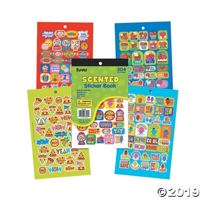 Eureka® Classroom Awards Scented Sticker Book (1 Piece(s))