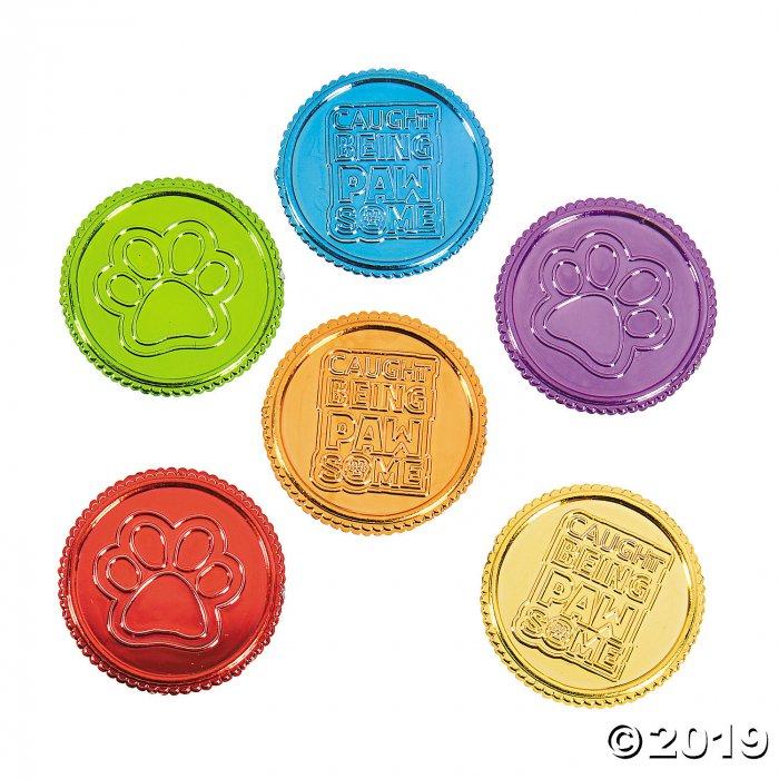 Pawsome Reward Coins (144 Piece(s))