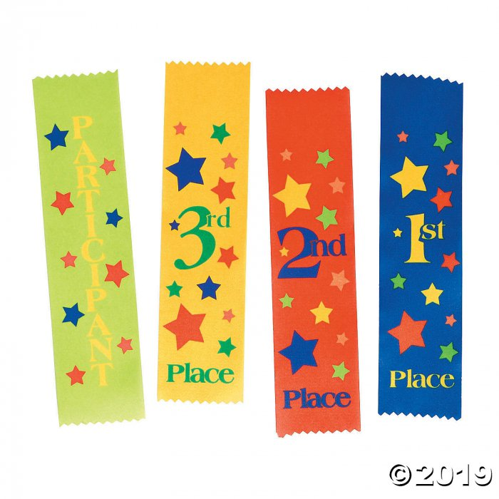 Award Ribbon Assortment (60 Piece(s))