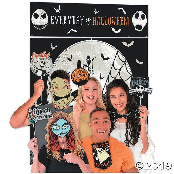 The Nightmare Before Christmas Photo Photo Booth Kit (1 Set(s))