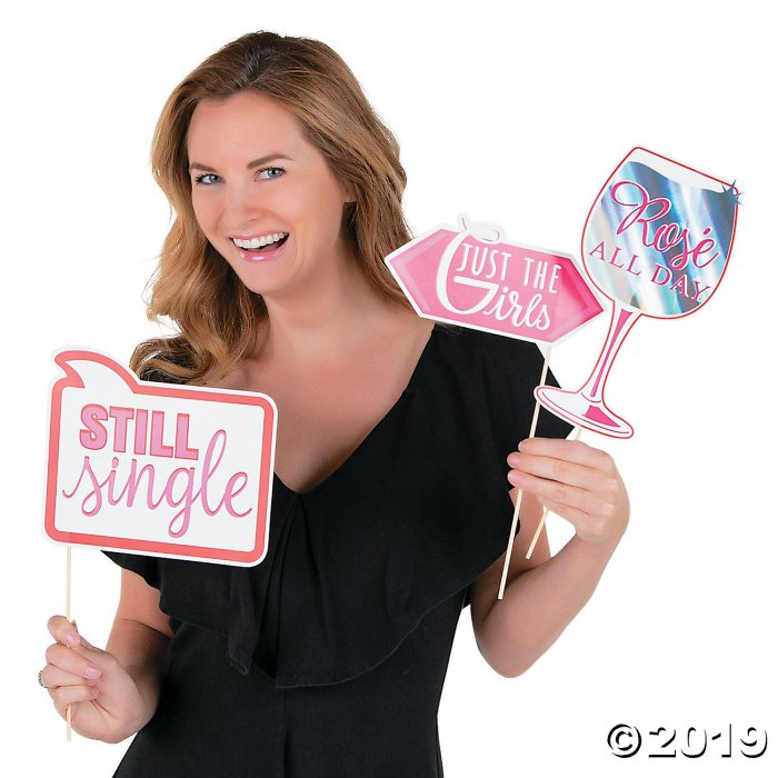 Bachelorette Party Photo Stick Props (Per Dozen)