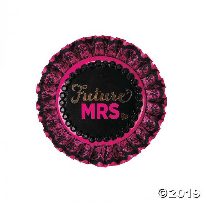 Bachelorette Party Deluxe Buttons (1 Piece(s))