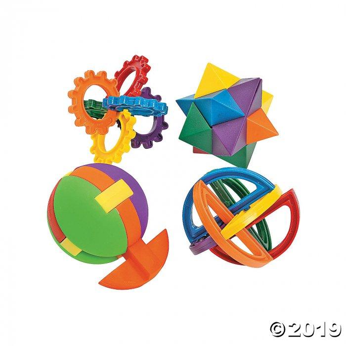 Puzzle Balls (Per Dozen)