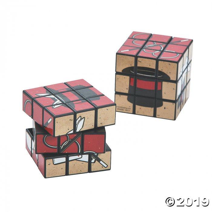 Magical Party Mini Puzzle Cubes (Per Dozen)