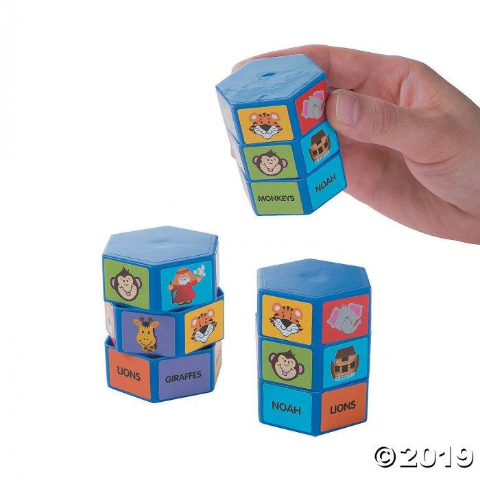 Noah's Ark Twisty Puzzles (Per Dozen)