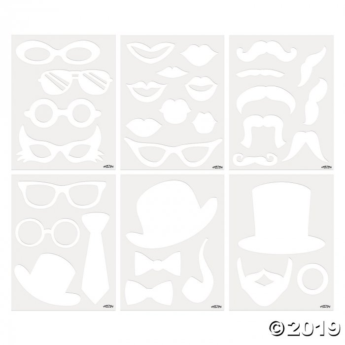 Photo Booth Templates (16 Piece(s))