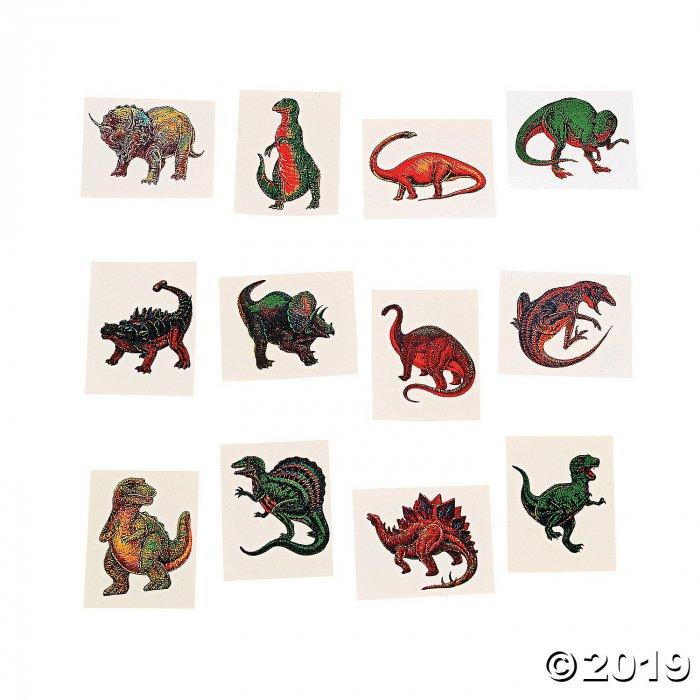 Dinosaur Tattoos (72 Piece(s))