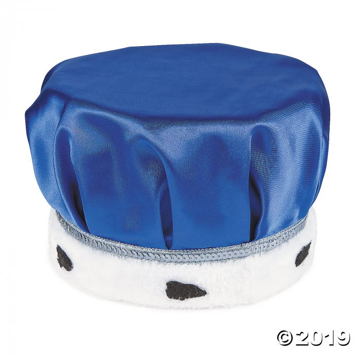 Blue Royalty Crown (1 Piece(s))