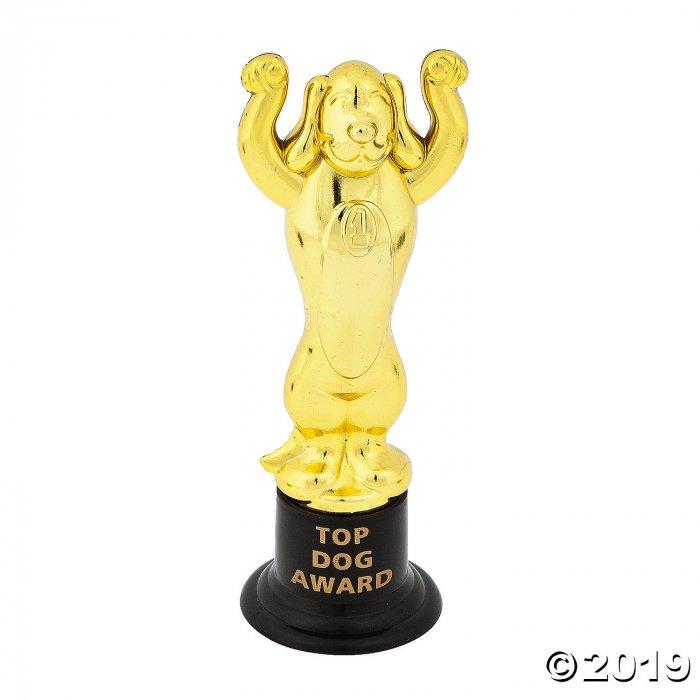 Top Dog Award Trophies (Per Dozen)