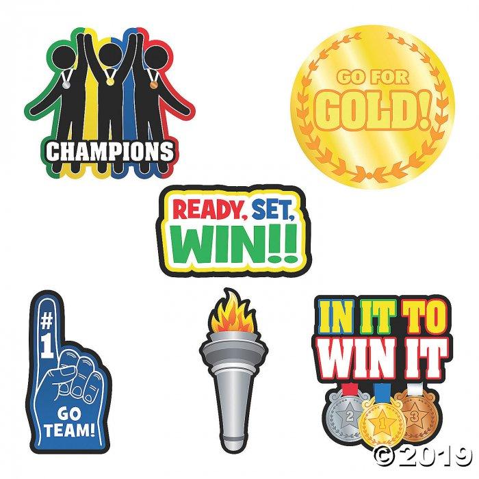 Jumbo Award Cutouts (6 Piece(s))